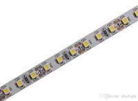 ingrosso striscia di ambra gialla-Le luci dell'alto CRI90 3528SMD LED di 50meters / lot 9.6W / M con 120LEDs / m, 600LEDs per le luci della striscia della bobina LED