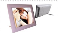 MP3 black photo frame clock - DHL 7 inch LCD TFT Digital Photo Frame With MP3 MP4 Player High Resolution Displa brand New