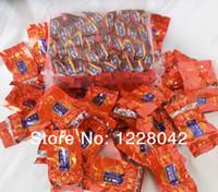 Wholesale Top Grade Bag China - Free Shipping hot sale 2017 NEW tea 250g top grade Chinese Anxi Tieguanyin tea oolong China tea Tikuanyin health 30 SMALL bags
