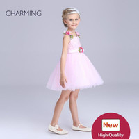 Wholesale Online Kids Dresses - dress kids toddler clothes flower girl dress cute dresses for girls wholesale vendors online shopping wholesale high quality little girl clo