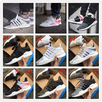Wholesale Sport Women Fashion Shoes - 2017 Hot Sale EQT Support ADV Primeknit 93 Zebra Boost Women Men Running Shoes Primeknit93 Fashion Casual Sports Sneakers Size 36-44