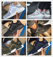 Wholesale Zebra Casual Top - 2017 NMD XR1 PK Boots Zebra Navy Army Stripe Sports Running Shoes for Top quality Fashion Casual Outdoor Footwear Sneakers Size 36-45