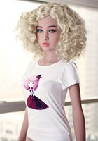Wholesale Sex Doll Height - 156cm height flesh whit brown skin sex dolls beautiful lady sex doll for men real doll realistic vagina pussy love doll