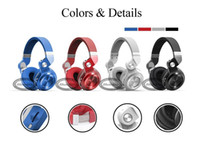 Wholesale Earphone Bluetooth For Pc - Original Bluedio T2 Wireless Bluetooth 4.1 Stereo Headphone Headset Earphone Foldable Stretchable Support TF Card FM HIFI For PC Phone