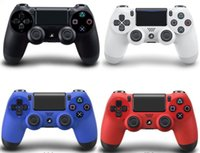 Wholesale game controller android - Wireless Bluetooth Dualshock Joystick Gamepad Controller For PlayStation 4 PS4 Android Video computer Games