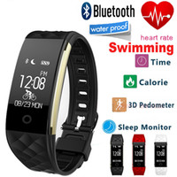 Hot Sale Bluetooth Smart Band Wristband Heart Rate Monitor IP67 Bracelet Smartband imperméable à l'eau pour Android IOS Phone Activity Tracker