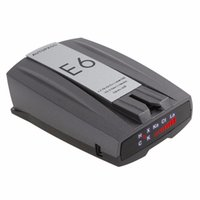 Wholesale Cheapest Price Led - 100% cheapest price E6 Car radar detector Russian English with LED display+Freeshipping