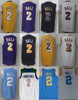 Basketball Unisex Short 2017 New Style 2 Lonzo Ball 2018 Basketball Jerseys  Sale Washington Huskies UCLA 16ed8ffc7