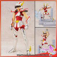 Wholesale Saint Seiya Japan Action Figures - Japan Anime Original Bandai D.D.PANORAMATION   DDP Saint Seiya Action Figure - PEGASUS SEIYA - Pegasus Meteor Punches -