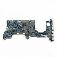 Wholesale intel laptop motherboards - For Macbook Pro A1260 Logic board GHz T8300 A Laptop Motherboard Early Fully Tested