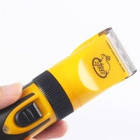 Clipper Dog Pet 110V-240V Tondeuse électrique 35W Haute qualité Grooming Cat Machine Clipper Hair Professional Animals Cutters