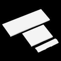 Wholesale Nintendo Battery Cover - Replacement Memeory Card Door Slot Cover Lid 3 Parts Door Covers for Nintendo Wii Console White Wholesale