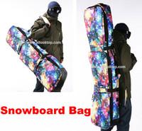 Wholesale Mountain Boards - Wholesale-Professional snowboard board handbag starry sky monoboard snow bag mountain skiing boots waterproof shoulder protective bag big