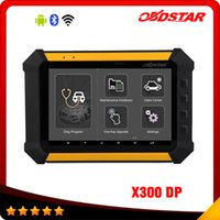 Key Programmer pad readers - 2017 High Quality OBDSTAR X300 DP Android Tablet Full Package with Multi Language Available X DP like x100 pad DHL free