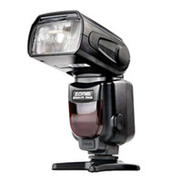 Wholesale Flash ZM430 Wireless Mini Speedlite for Pentax Canon and Nikon Hot Shoe Flash Speedlite Photo Flash