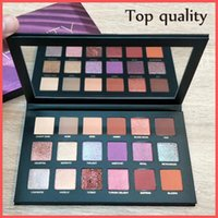 Wholesale wholesale beauty - Factory Direct DHL Free Top quality Makeup Eyes Beauty DESERT DUSK Eyeshadow 18 colors Palette Shimmer Matte Eye shadow Pro Palette in Stock