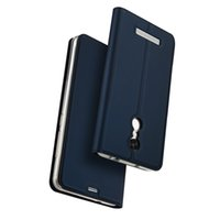 Wholesale Note3 Leather Cover - For Xiaomi Redmi Note 3 pro DUX DUCIS Skin Seires PU Wallet Case Ultra Thin Slim Flip Leather Wallet Skin Cover Note3