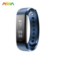 Smart braccialetto intelligente smart card monitoraggio cardiaca Smartband Bluetooth Activity Fitness Tracker smart braccialetto telefono Android