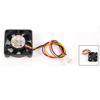 All'ingrosso CAA-Hot 40 millimetri x 10mm 4010 8.9 CFM 3pins 12V DC brushless ventola di raffreddamento del computer