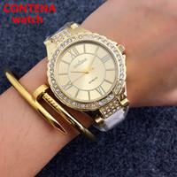 Wholesale Womens Watch Diver - Full Diamond Watch Luxury Women Watches Lady Men Watches Diver Watch James Bond Watch Swiss Womens Watches Ladies