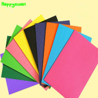 Wholesale Paper Line - Happyxuan 10pcs pack 2.5mm Cross Lines Colored Eva Foam Paper Creative Handmade Diy Material Kindergarten Children