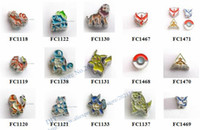 Wholesale role games - Wholesale- Multiples options! 10pcs alloy popular game role charms -3 floating charms for float memory living glass lockets