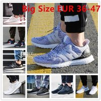 Big Size Ultra Boost 2.0 3.0 4.0 UltraBoost mens scarpe da corsa sneakers donna Sport Tri-Color NMD R2 CNY Fiocco di neve Core Triple Nero Bianco