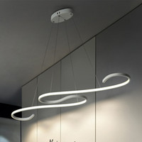Wholesale Artistic Kitchen Design - Newest design creative artistic modern simplicity led pendant lights dimmable led ceiling lighting clothing store bedroom living room