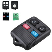 Wholesale Alarm Key Fobs - Vehicle Keyless Entry Remote Key Fob Clicker Transmitter Control Alarm 4 Buttons Replacement for CWTWB1U212 AUP_41H
