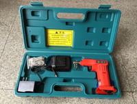 ямочные замки оптовых-JSSY электрический 25-контактный отмычку пистолет ямочка замок удар слесарь набор инструментов отмычку забрать пистолет