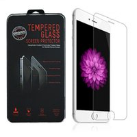 Wholesale Iphone 4s Clear Screen Protector - HD Clear Tempered Glass Film For Apple iPhone 4S 5S SE 6S 6S 7 Plus Screen Protector Protective Film for iPhone7 7Plus