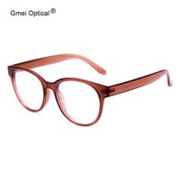 Wholesale Vogue Eyeglasses Women - Wholesale- Newest Vogue Urltra-Light Round Optical Frame Stylish Spectacles For Women's Prescription Eyeglasses Comfort Perfect Accessory