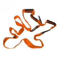 ingrosso sedie in plastica nera-Cinghia di trasporto mobili cinghie mobili di sollevamento 2PCS in cinghie da polso Team cinghie Trasportatore più facile Trasportare Cintura arancione