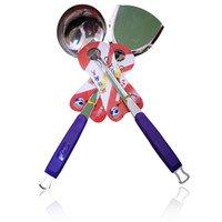 Wholesale Cookers Set - Cooking spoon shovels Kitchen accessories Stainless steel kitchenware Cooker set spoon Cooking Kit High quality shovel tableware