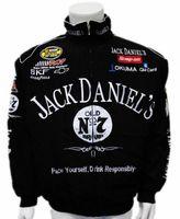 ingrosso i ragazzi cadono i vestiti-Vendita calda 2017 Nuova F1 Racing Suit Jack Daniel Giacche Autunno e Inverno Vestiti Uomo Giacca a maniche lunghe Giacca moto Drop Shipping ..