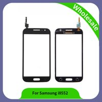 Wholesale Touch Screen Win - 4.7 inch i8552 Digitizer For Samsung Galaxy Win GT-i8552 i8552 Touch Screen Panel Sensor Lens Glass Phone Parts