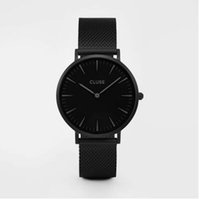 Wholesale Tungsten Watch Sale - 2016 Time-limited Big Sales New Arrival Foreign Trade Fashion Wristwatch Lady Beauty Belt Gift Watches Quartz Neutral Watch free Shipping