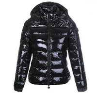 Wholesale White Winter Coats For Women - M12 luxury mon brand parkas for women winter Ladies anorak women coats hood parka women jackets