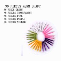 Wholesale Winmax Colorful and Mixed Length Choices Dart Accessory Pieces PC Dart Shafts for dartboard game