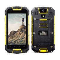 Wholesale Tri Micro Sim - SNOPOW M8-LTE Unlocked 4G Rugged Smartphone - Android IP68 Waterproof Dustproof Shockproof Outdoor Tri-proof With DualSIM Powerbank PPT NFC