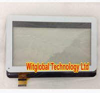 "Wholesale Replacement Touch Screen Panel Ainol - Wholesale-Original 10.1"" Ainol Novo NUMY 3G AX10T Touch Screen Digitizer Glass Panel Sensor Replacement MT8312 Dual-Core Free Shipping"