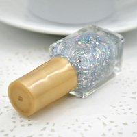 Wholesale Sweet Colors Nails - Wholesale-Fashion Women Sweet Girl Gel Nail Polish Nail Polish Nail Polish Set 1Pcs 6ML 12 Colors