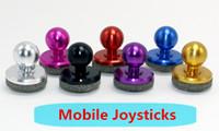 ps2 controller für pc großhandel-2017 heißesten universal mobile joystick-it mini mobile fling joystick arcade spiel stick controller für ipad android tabletten pc dhl free