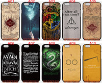 For Chinese Brand blackberry quotes - Harry potter quotes For iPhone S Plus SE S C S iPod Touch For Samsung Galaxy S6 Edge S5 S4 S3 mini Note phone cases