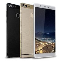 Wholesale Bulgarian Stock - 2016 Hot Sale Smart phone P9 + MTK6580 512MB+ 8G   6.0 Inch  5.0MP 1280*720 In Stock Cell Phone