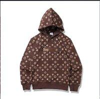 Wholesale Thin Men Size Jackets - SUP Letter Print Hooded Sweatshirt Autumn New Thin Hoodie Jacket Men Women Pullover Loose Hip Hop Streetwear Hoodie Tops Sizes S-XL