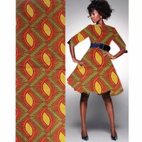 Wholesale Wholesalers For African Prints - Free Shipping 2017 ankara fabric african textiles super veritable fabric nigerian wax prints top quality for nigerian dresse