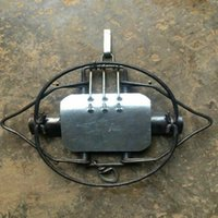 Wholesale Fox Trapping - Wholesale-Leg Hold Spring trap For Animails Wild Rabbit Rat Mink Fox