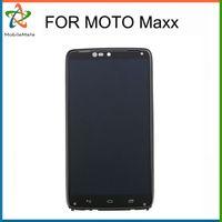 Wholesale Touch Razr Hd Xt925 - Free DHL Shipping For Motorola Driod Razr Maxx HD XT925 XT926 XT926M LCD + touch lens digitizer screen No Dead Pixles