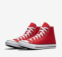 Wholesale Star Classic Canvas Shoes - Promotion Brand New 15 Colors All Size 35-45 High Low Top Style sports stars Classic Canvas Shoe Sneakers Men's Women's Casual Shoes